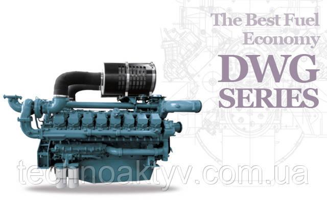 DWG - серия двигателей DAEWOO - экономия топлива