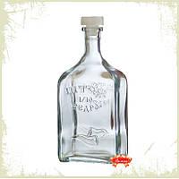 """Бутылка стеклянная """"Штоф"""" 1,2 л."""