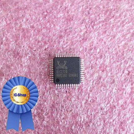 Микросхема ALC272X ( Realtek ), фото 2