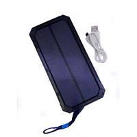 Портативное зарядное устройство POWER BANK SOLAR 32800MAH UKC + светильник