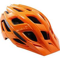 Шлем Lazer ULTRAX, +чехол, оранжевый, размер M 55-59cm