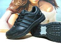 Мужские кроссовки Supo Daroga черные 44 р., фото 1