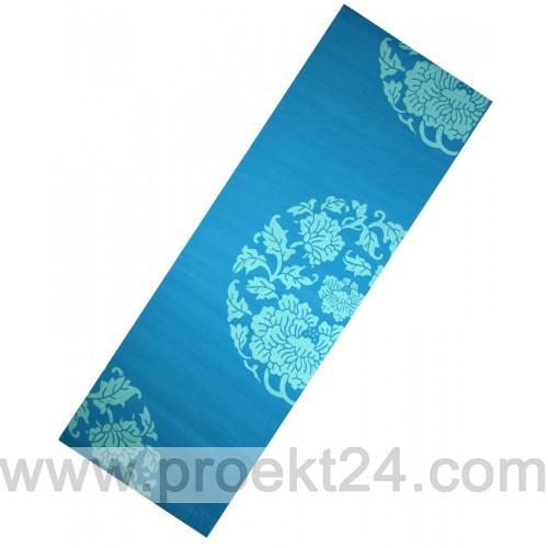 Коврик для йоги PVC WITH PRINT 1730×610×6мм