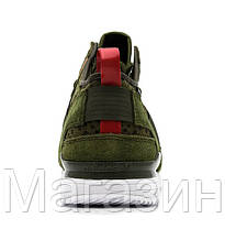 Мужские кроссовки Adidas Originals Military Trail Runner Green, Адидас Ориджинал хаки, фото 2