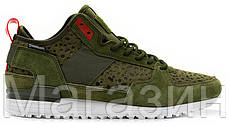 Мужские кроссовки Adidas Originals Military Trail Runner Green, Адидас Ориджинал хаки, фото 3