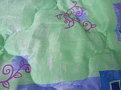 Одеяло силиконовое 160*200 поликотон (2909) TM KRISPOL Украина, фото 3