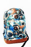 Рюкзак школьный Галактика, 64х44см., 4527