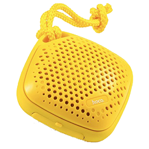 cf35d31f22e6 Спортивная Bluetooth колонка Hoco BS1 Yellow - Style4U - интернет-магазин  аксессуаров в Харькове