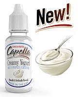 Capella Creamy Yogurt Flavor (Йогурт) 5 мл
