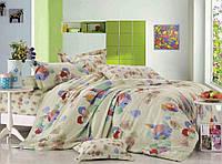 Bella Dona сатин B 0009 полуторный Комплект постельного белья