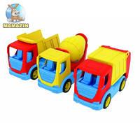 """Авто """"Tech Truck"""", 3 модели Тигрес, 39475"""