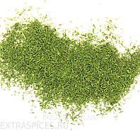 Зелень укропа сушеная.