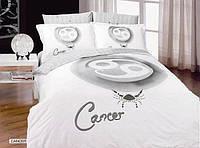 Постельное белье ARYA сатин CANCER-Рак полуторный