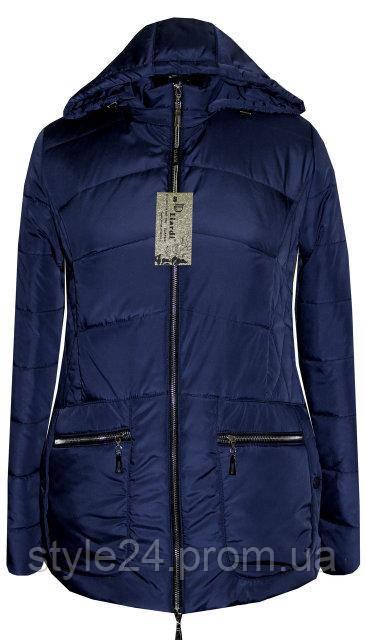Жіноча осіння куртка великих розмірів (50-62)  продажа 5e9eda7cc9971