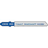 "Пилочка для лобзика по металлу, серия ""classic"", T118G, 66х0.7 мм, 25 шт. 623693000"