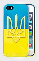"""Чехол для для iPhone 4/4s""""NATIONAL SYMBOLS 6""""."""