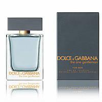 Dolce & Gabbana   The One Gentleman  50ml мужская туалетная вода (оригинал)