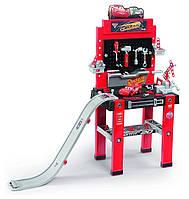 Мастерская с инструментами и спусковой дорогой Smoby (360713)