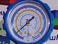 Манометрический коллектор одновентильный  VALUE  VMG -1-U-L Type3  (R 404,407,22,134)  синий, низкое давление.