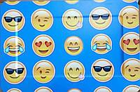 """Стол-пенал + 2 стула серии """"Настольная игра - рисование мелом"""" голубой, 60*46см, С066"""
