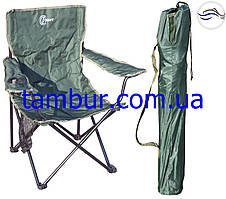 Кресло зонт тёмно зеленое (усиленное)