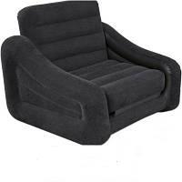 Надувное кресло-трансформер Intex, 68565 (109*218*66 см)