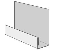 Стартовый профиль металлический 2м