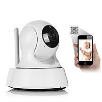 Поворотная web камера