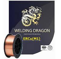 Проволока для сварки меди ERCu (аналог М1)