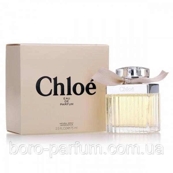 0c9c86a190ae Парфюмированная вода для женщин Chloe Eau De Parfum 75 ml: продажа ...