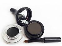 Chanel 2в1 тени для бровей и подводка для глаз