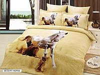 Постельное белье 3д ARYA 3D Exclusive Desert Horse