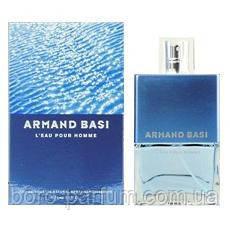 Туалетная вода для мужчин Armand Basi L'Eau Pour Homme