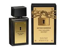 Мужская туалетная вода Antonio Banderas The Golden Secret