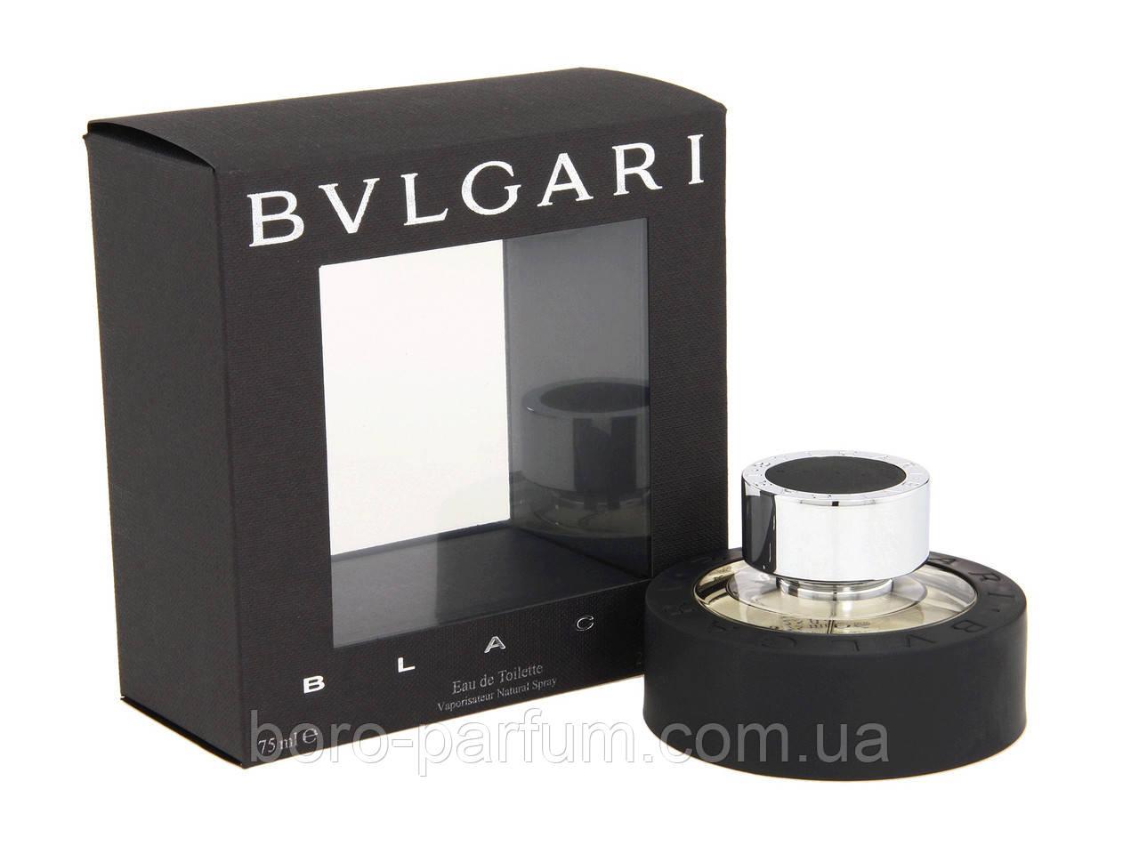 Мужская туалетная вода Bvlgari Black