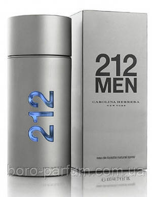 Мужской парфюм Carolina Herrera 212 Men