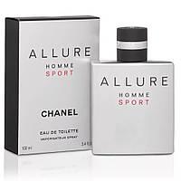 Мужской парфюм Chanel Allure Homme Sport (Шанель Аллюр Хом Спорт), 50 ml