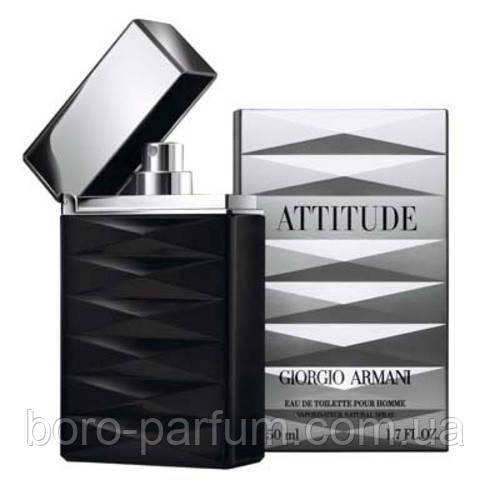 Мужская туалетная вода Giorgio Armani Attitude