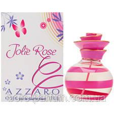 Женская туалетная вода Azzaro Jolie Rose