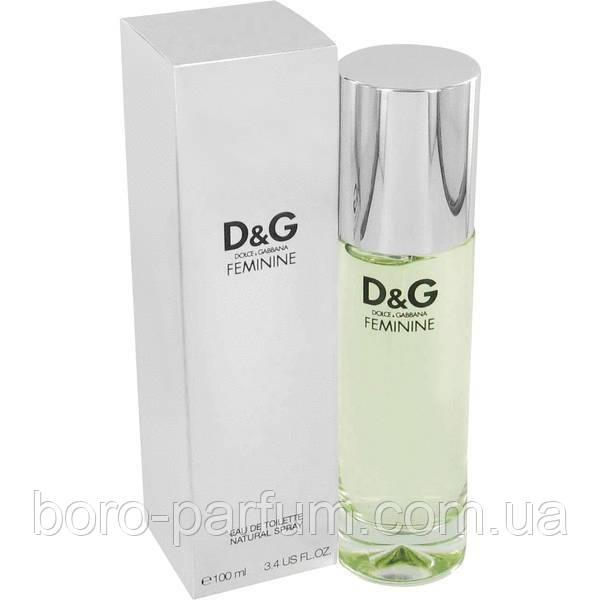 Женский парфюм D&G Feminine