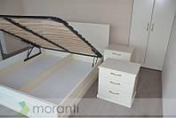 Кровать классическая с подъемным механизмом