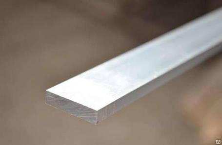 Алюминиевая полоса, шина 40 мм 6060 Т6 (АД31Т), фото 2