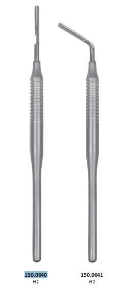 Ручка для скальпеля круглая (Пакистан)