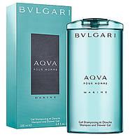 BVLGARI AQVA MARINE shower gel M 200