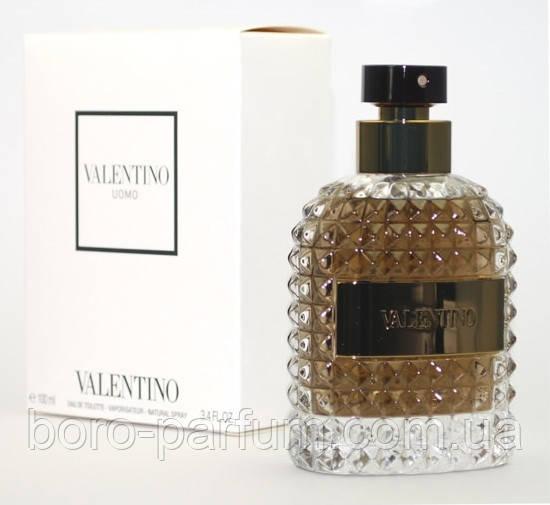 Valentino Uomo 100 мл TESTER мужской