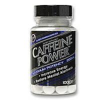 Caffeine Power 200mg, 100caps