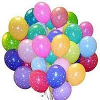"""Гелиевые шары 13"""" (33 см) ассорти"""
