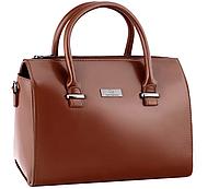 Уценка! Женская кремовая сумка Italy Fashion из экологической кожи PU