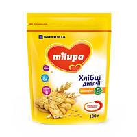 Детские пшеничные хлебцы Milupa, 100 г