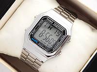 Мужские (Женские) кварцевые наручные часы Casio Old School Illuminator A179W